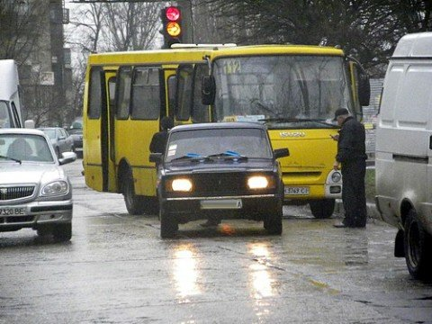 В Мариуполе опять авария с участием «Богдана» (ФОТО), фото-1