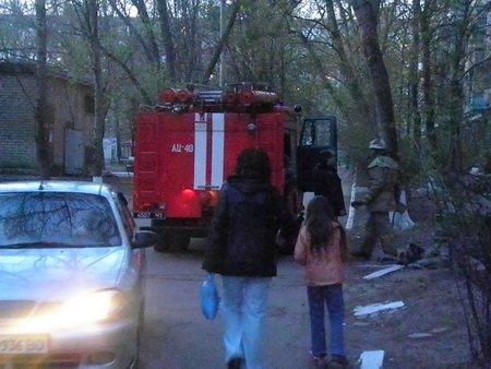 В Мариуполе горела многоэтажка (ФОТО), фото-1