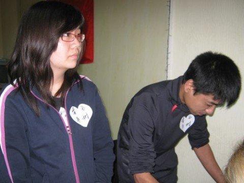 Студенты  из Китая  почтили память погибших от землетрясения сограждан (ФОТО), фото-1