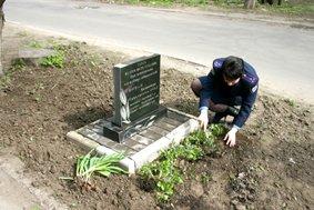 Мариупольская милиция почтила память погибших товарищей (ФОТО), фото-1