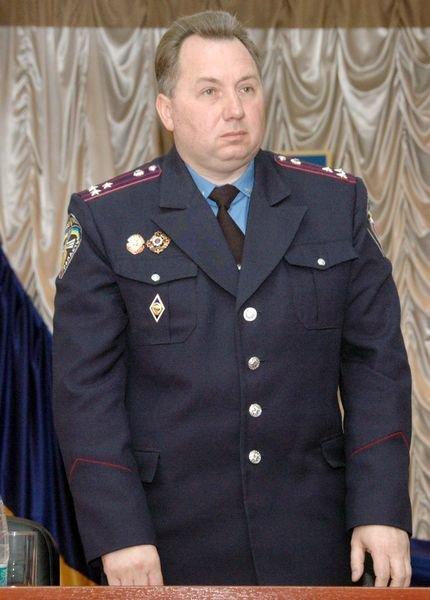 В  мариупольской милиции - новый начальник Михаил Узун