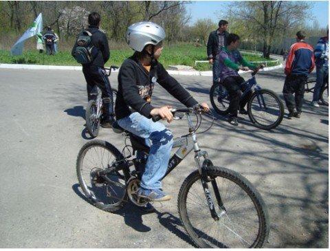 В Мариуполе прошли открытые соревнования по скоростному спуску на горных велосипедах (ФОТО), фото-1