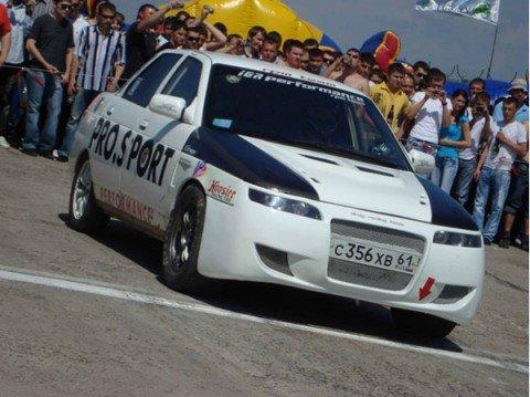 Мариуполь. Открытие сезона автогонок в классе drag-racing. (ВИДЕО), фото-1