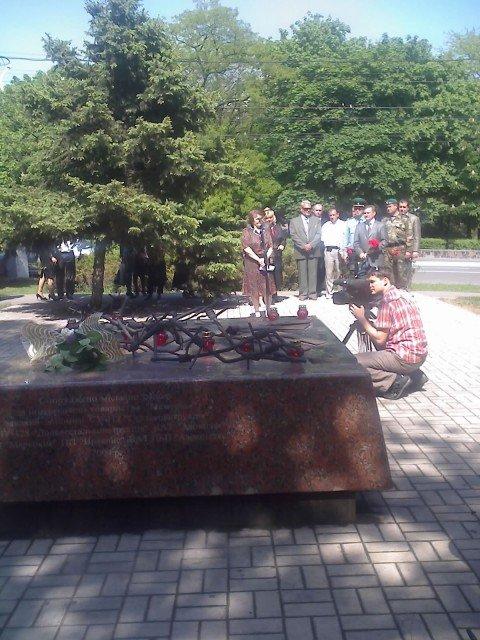 Мариуполь почтил память жертв политических репрессий (ФОТО), фото-1