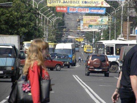 На одном из центральных перекрестков Мариуполя  не работали  светофоры (ФОТО)  , фото-1