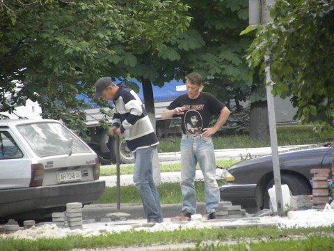В Мариуполе вновь покушаются на зеленую зону (ФОТО), фото-1