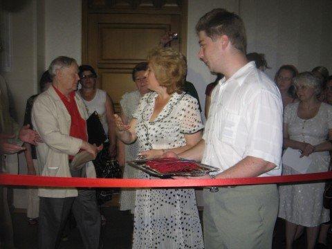 В Мариуполе галерея  Георгия Короткова «переехала» из дома-музея в аудиторию ПГТУ (ФОТО)  , фото-1