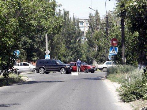 ДТП на К.Либкнехта (ФОТО), фото-1