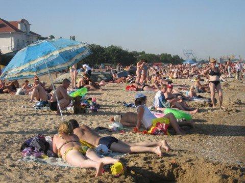 В Мариуполе  стоит  аномальная жара - в июне побит температурный максимум прошлого и нынешнего веков, фото-1