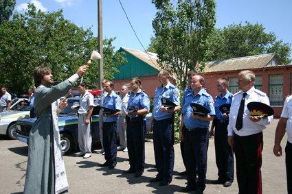 Милиционеры отправились в курортные поселки под  Мариуполем (ФОТО) , фото-1