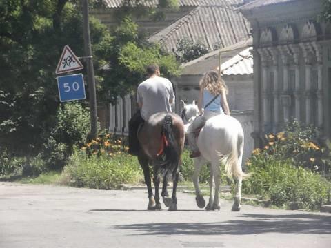 Большая прогулка  по старому Мариуполю
