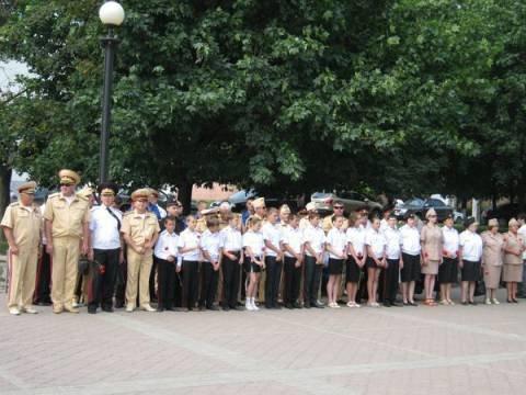 В Мариуполе состоялся митинг в честь Дня Конституции (ФОТО), фото-1