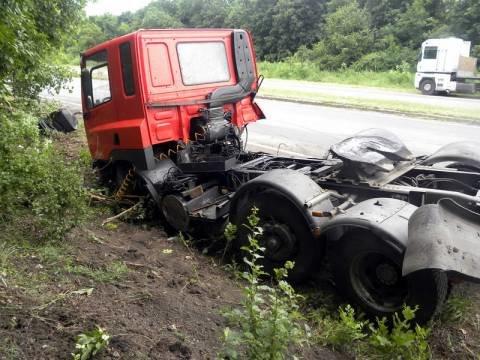 ДТП на Донецкой трассе между Мариуполем и Волновахой (ФОТО) , фото-1
