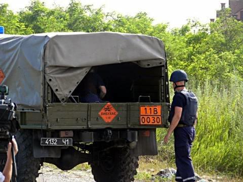 Спасатели обезвредили мину с улицы  Краснофлотской (ФОТО), фото-1
