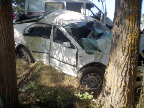 Вблизи Мариуполя два ДТП унесли три жизни (ФОТО), фото-1