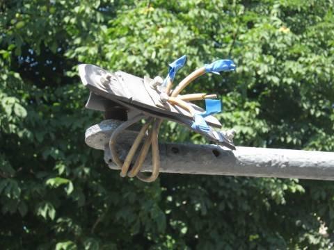 В Мариуполе украли светофор (ФОТО), фото-1