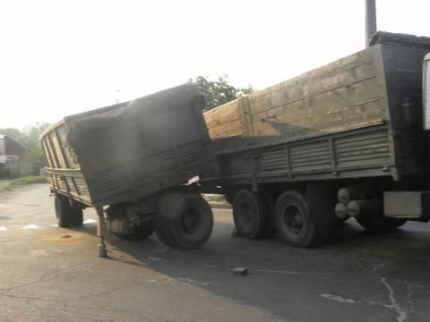 В Мариуполе застрял зерновоз из Запорожья (ФОТО), фото-1