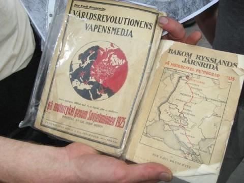 Мариуполь посетил потомок шведского коммуниста (ФОТО), фото-1