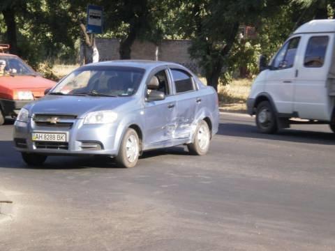 Мариупольский школьник по дороге в поликлинику попал в ДТП, фото-1