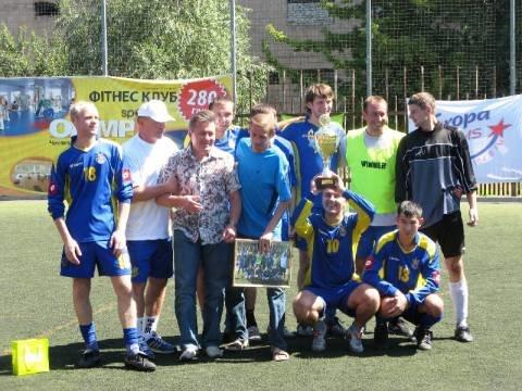 Команда «ITV» стала победителем турнира «Кубок Азовского Моря» (ФОТО), фото-1