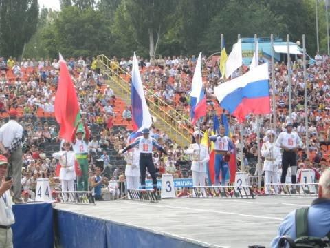 Впервые в истории сборная Украины  стала чемпионом мира по пожарно-спасательному спорту (ФОТО), фото-1