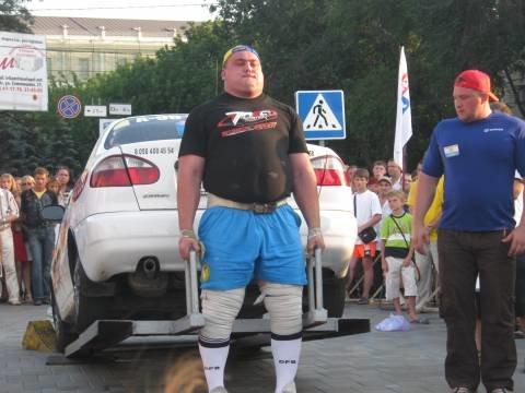 Мариупольский атлет второй раз признан самым сильным в Украине (ФОТО), фото-1