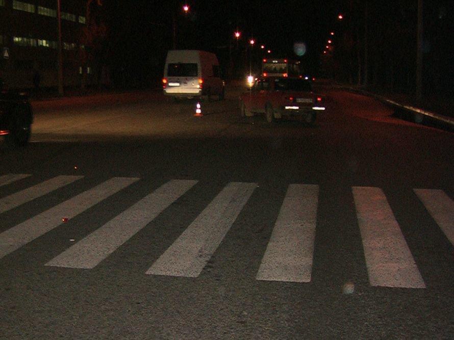 Водитель «Жигулей» раздавил пешеходу обе ноги, фото-1