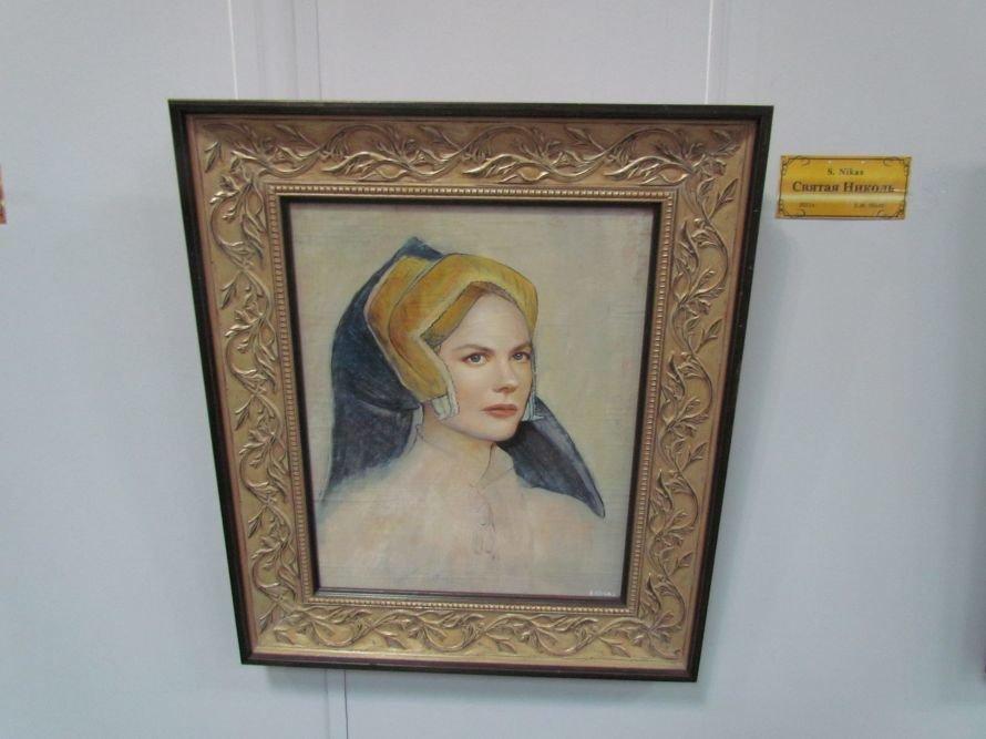 В Мариуполе презентовали выставку картин Никаса Сафронова (ФОТО), фото-6