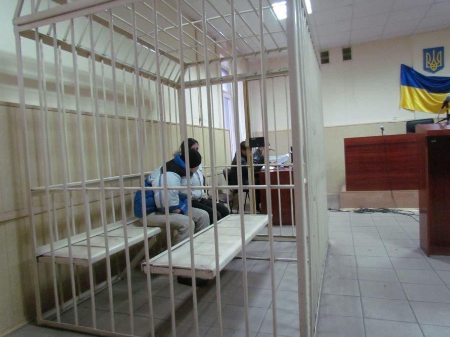 В Мариуполе судили убийц таксиста (ФОТО), фото-1