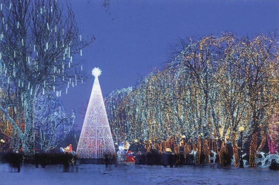 Новогодняя_елка_в_Днепропетровске