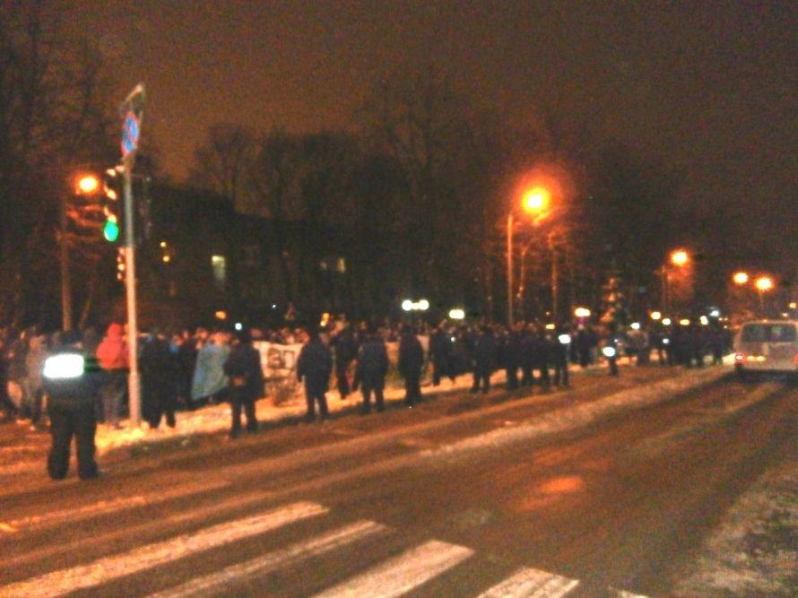 Милиционер: «Показали этим пид**сам как нужно себя вести». В Харькове произошла массовая драка между ультрас и правоохранителями (видео), фото-15
