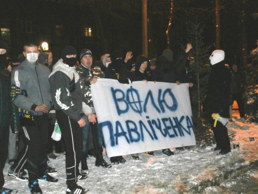 Милиционер: «Показали этим пид**сам как нужно себя вести». В Харькове произошла массовая драка между ультрас и правоохранителями (видео), фото-28