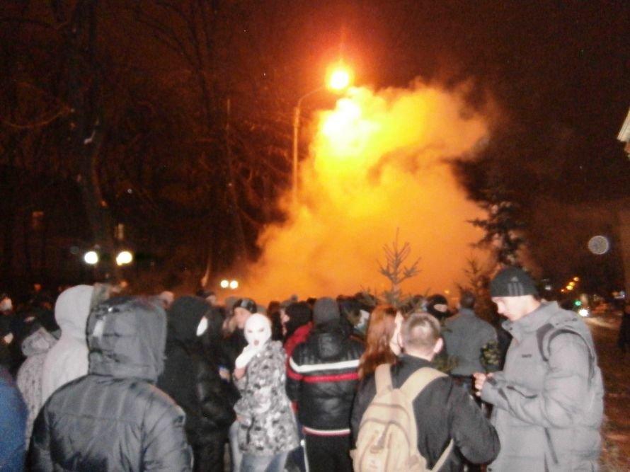 Милиционер: «Показали этим пид**сам как нужно себя вести». В Харькове произошла массовая драка между ультрас и правоохранителями (видео), фото-30