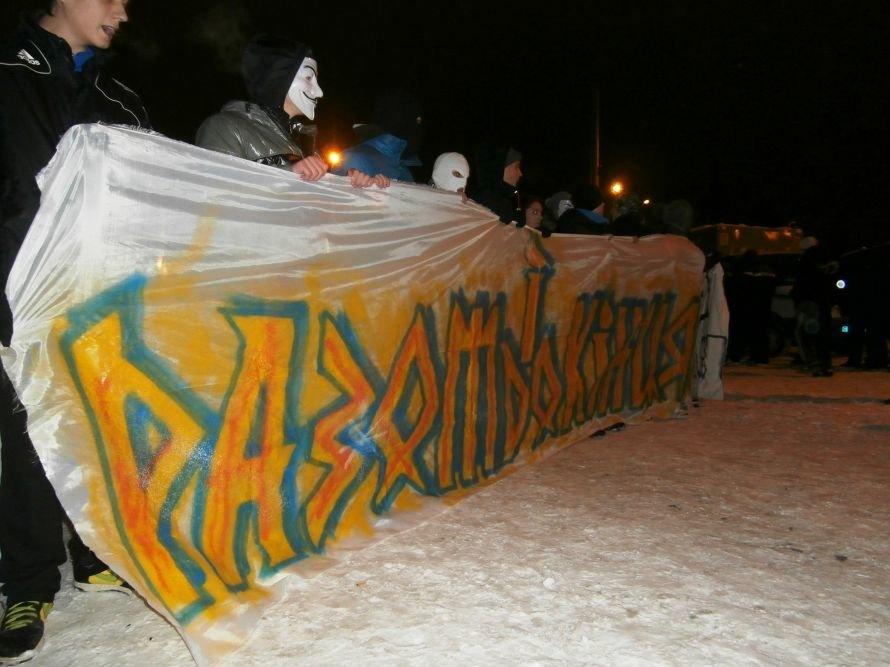 Милиционер: «Показали этим пид**сам как нужно себя вести». В Харькове произошла массовая драка между ультрас и правоохранителями (видео), фото-3