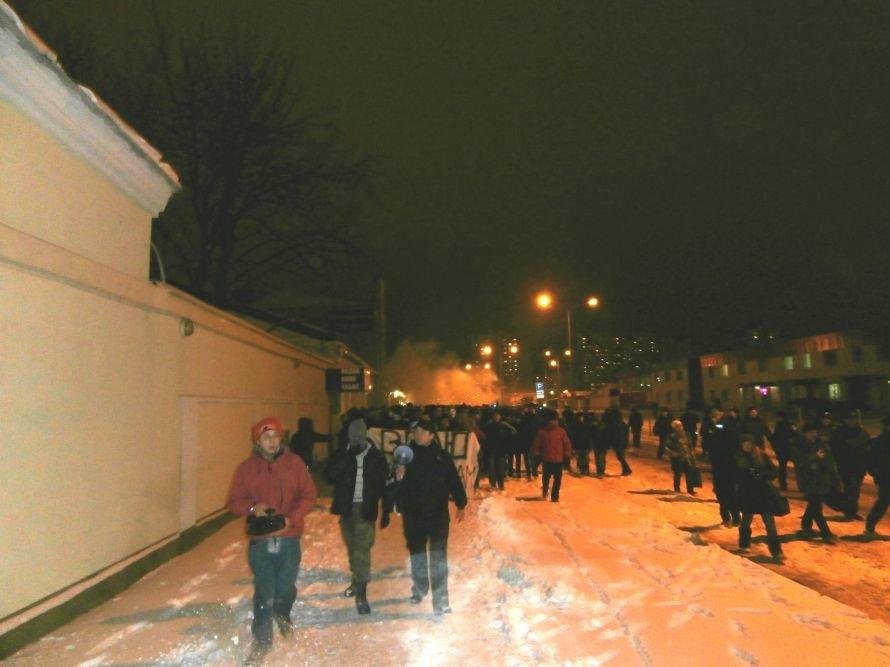 Милиционер: «Показали этим пид**сам как нужно себя вести». В Харькове произошла массовая драка между ультрас и правоохранителями (видео), фото-7