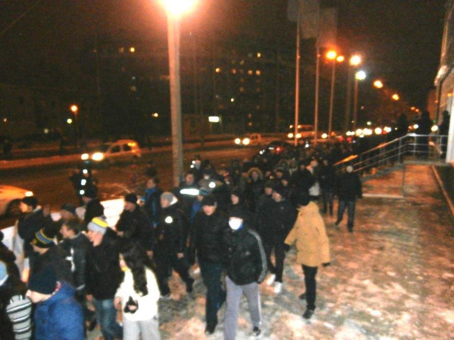 Милиционер: «Показали этим пид**сам как нужно себя вести». В Харькове произошла массовая драка между ультрас и правоохранителями (видео), фото-12