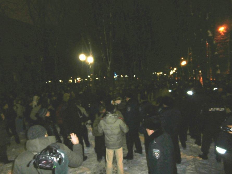 Милиционер: «Показали этим пид**сам как нужно себя вести». В Харькове произошла массовая драка между ультрас и правоохранителями (видео), фото-36