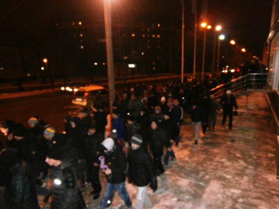 Милиционер: «Показали этим пид**сам как нужно себя вести». В Харькове произошла массовая драка между ультрас и правоохранителями (видео), фото-9