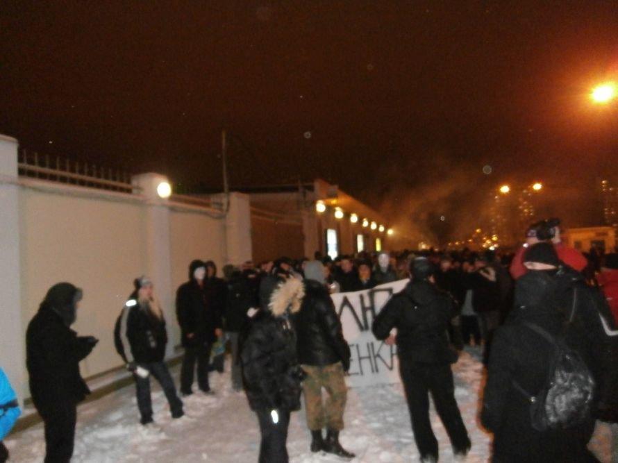Милиционер: «Показали этим пид**сам как нужно себя вести». В Харькове произошла массовая драка между ультрас и правоохранителями (видео), фото-6