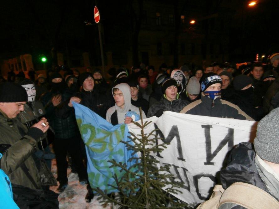 Милиционер: «Показали этим пид**сам как нужно себя вести». В Харькове произошла массовая драка между ультрас и правоохранителями (видео), фото-25