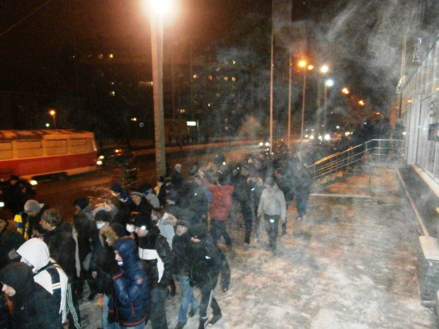 Милиционер: «Показали этим пид**сам как нужно себя вести». В Харькове произошла массовая драка между ультрас и правоохранителями (видео), фото-11