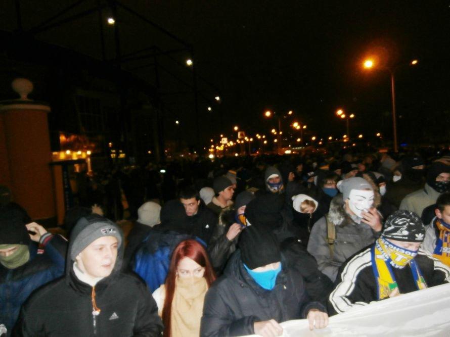 Милиционер: «Показали этим пид**сам как нужно себя вести». В Харькове произошла массовая драка между ультрас и правоохранителями (видео), фото-4