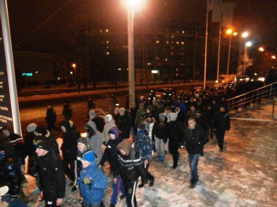 Милиционер: «Показали этим пид**сам как нужно себя вести». В Харькове произошла массовая драка между ультрас и правоохранителями (видео), фото-10