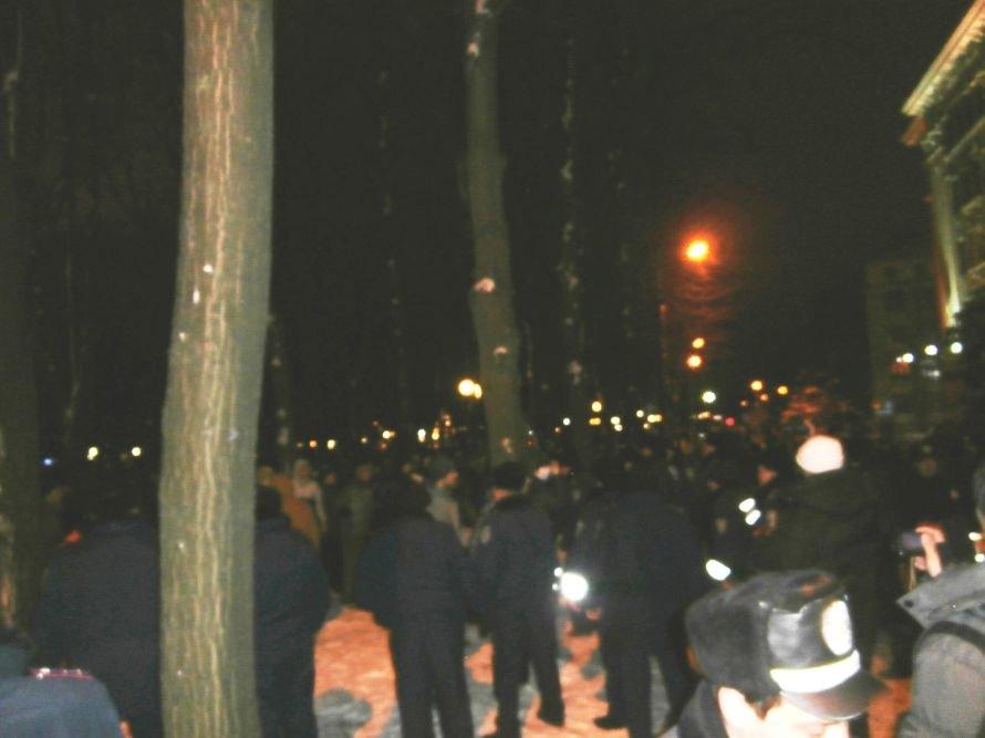 Милиционер: «Показали этим пид**сам как нужно себя вести». В Харькове произошла массовая драка между ультрас и правоохранителями (видео), фото-33
