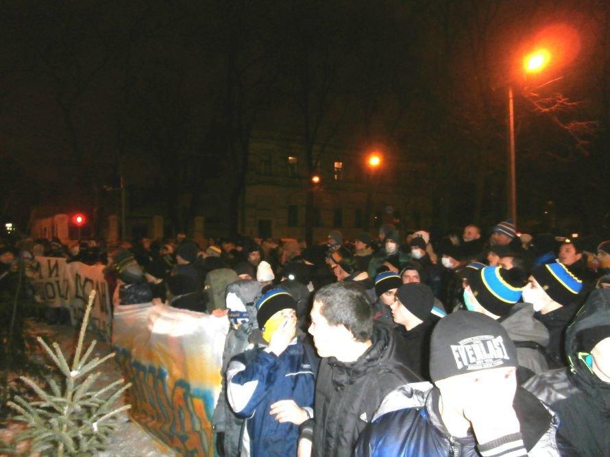Милиционер: «Показали этим пид**сам как нужно себя вести». В Харькове произошла массовая драка между ультрас и правоохранителями (видео), фото-20