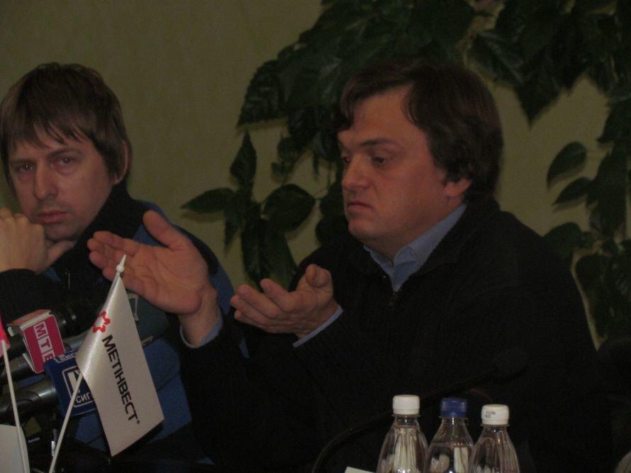 В Мариуполе новый гендиректор комбината им. Ильича Юрий Зинченко рассказал о себе и о своих планах по улучшению экологии (ФОТО), фото-6