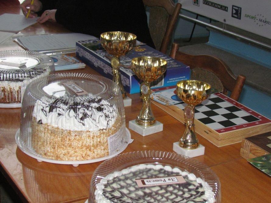 В Мариуполе детей-сирот отвлекали от компьютеров шахматами  (ФОТО), фото-9