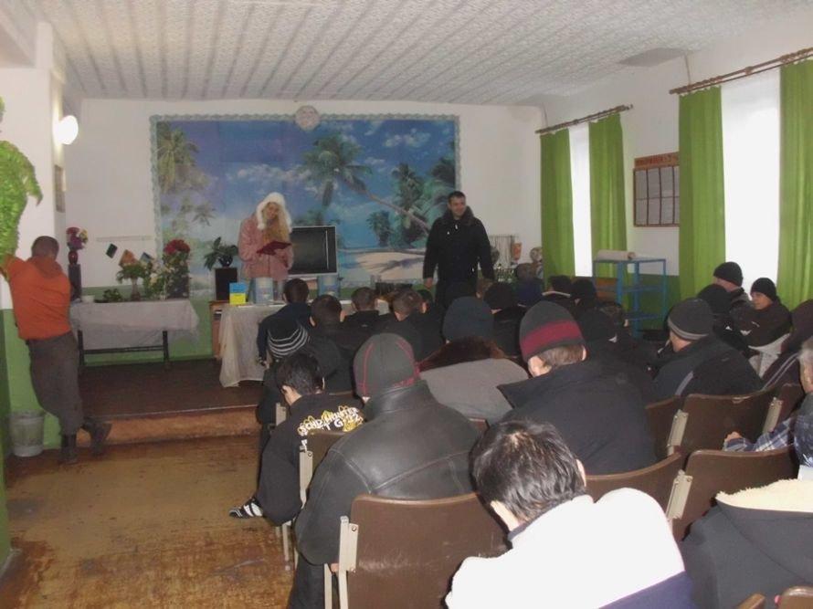 Мариупольским осужденным рассказали, как защитить себя от «пыток» правоохранителей (ФОТО), фото-1