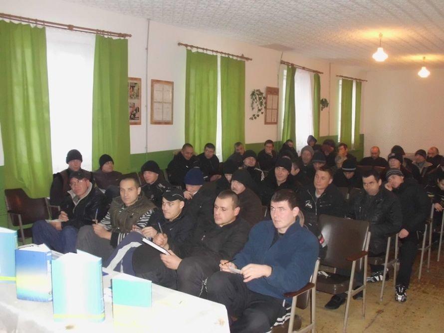 Мариупольским осужденным рассказали, как защитить себя от «пыток» правоохранителей (ФОТО), фото-2