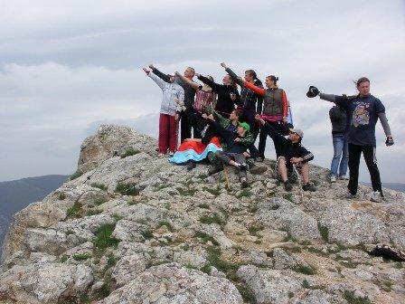 Копия походы по Крыму с туристами из Донецка, Славянска, Харцызска (5)
